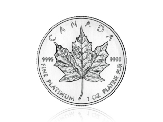 Maple Leaf 1oz
