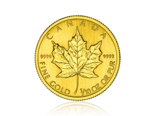 Maple Leaf 1/10 oz